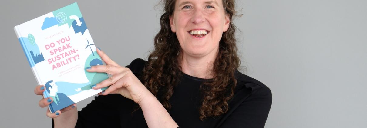 Anke Steinbach Buch Sustainability